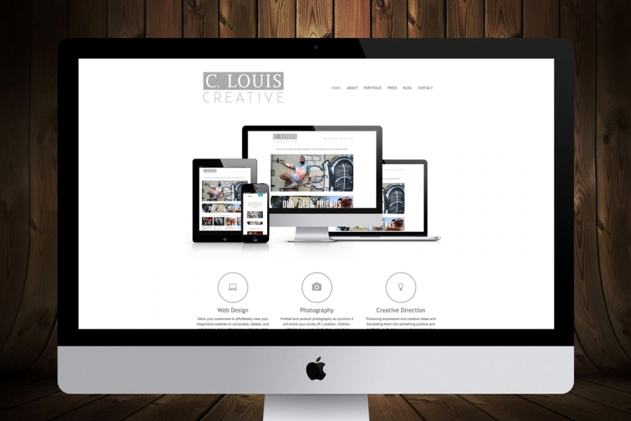 Chris Bordeaux Web Design
