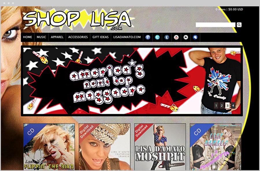 Shop Lisa