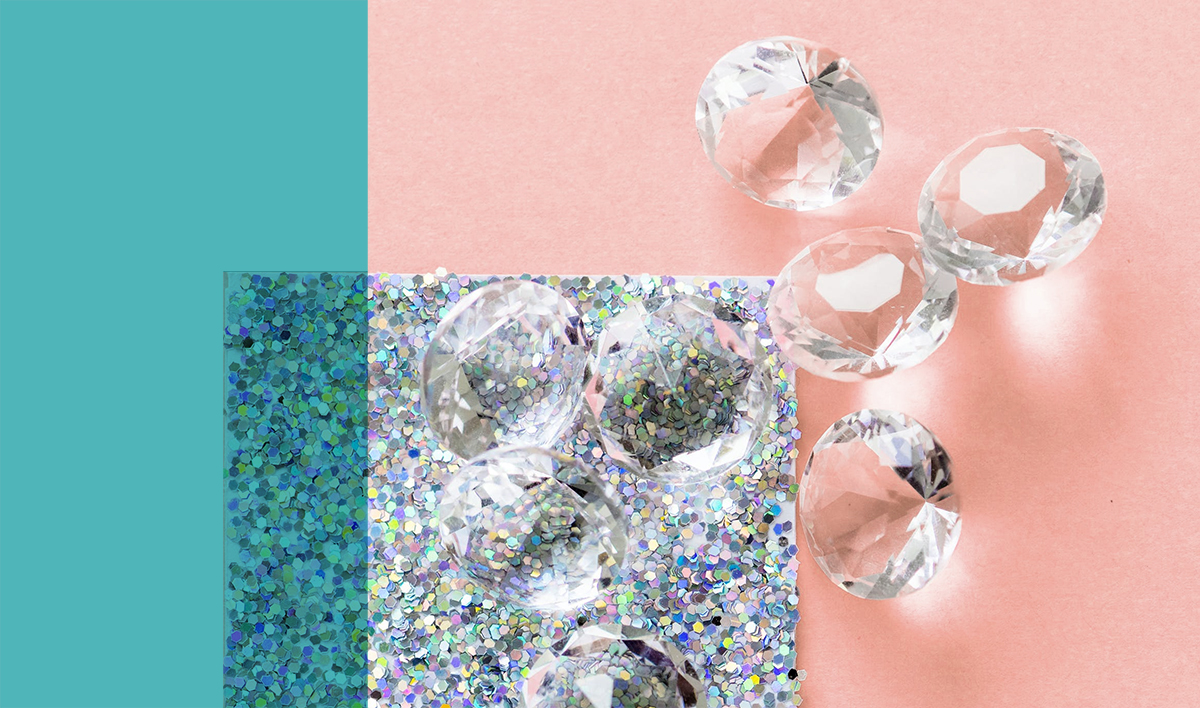 Glitter & Diamonds