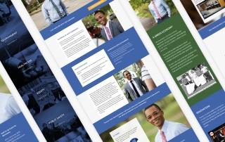 Jerome T Evans Website