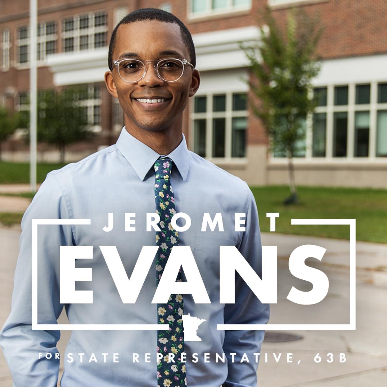 Jerome T Evans